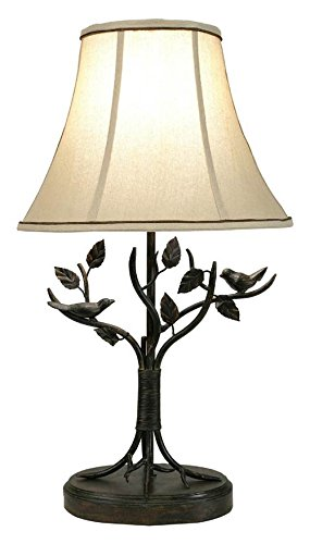 Leaf Design Table Lamp - 4