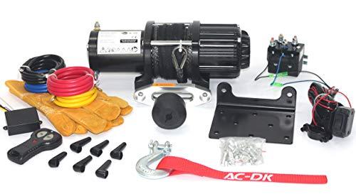 AC-DK 12V 4500lb ATV