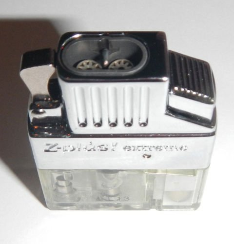 (Z-plus 2.0 Extreme Butane Torch Twin Flame Insert for Petrol Fuel/fluid Lighters)