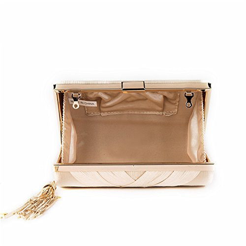 Bag Evening Bag Lady Solid Party Bag And Cylindrical Opponents A WUHX Luxury Dress Bag Send Handheld Color Dinner Chain Satin Take W6CwA7vq