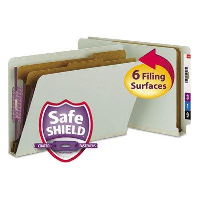 SMD29810 - Smead Pressboard End Tab Classification Folder
