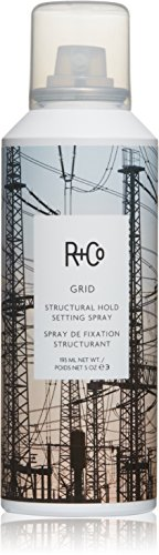 R+Co Grid Structural Hold Setting Spray, 5 oz.