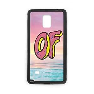 Bible N Skull Odd Future at Sea Samsung Galaxy Note 4 Cases, [Black]