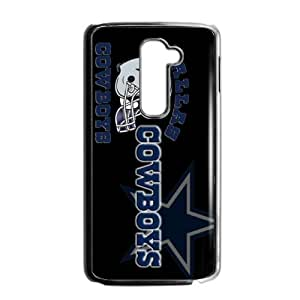 JIANADA Dallas Cowboys Fahionable And Popular High Quality Back Case Coverr For LG G2