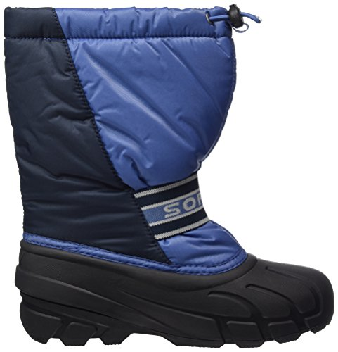 Pictures of Sorel Youth Cub B Cold Weather Boot ( Blues 7 M US Big Kid 3