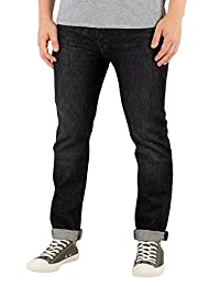Levi's Men's 501 Skinny Jeans, Black