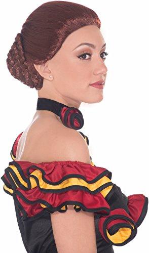 Aubur (Halloween Costumes Flamenco Dancer)