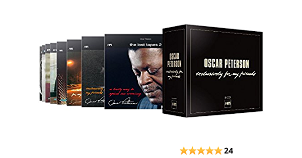Exclusively for My Friends: Oscar Peterson: Amazon.es: Música