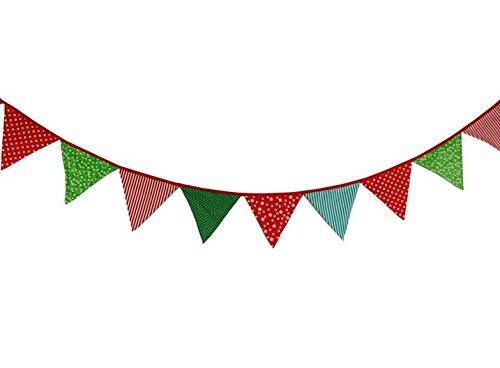 Heelinna Wimpelkette, Dreiecksflagge