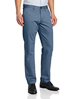 Dockers Men's Modern Khaki Slim Tapered Flat Front Pant, Deck Blue - discontinued, 30W x 32L (B00BBCQ3XO) | Amazon price tracker / tracking, Amazon price history charts, Amazon price watches, Amazon price drop alerts