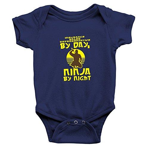 Teeburon Insurance Sales Representative by day, ninja by