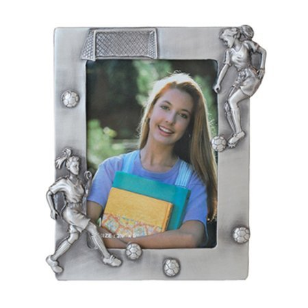 Amazoncom Soccer Girl Vertical Picture Frame 35 X 5 Single