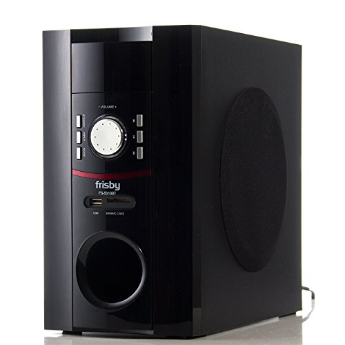 Frisby Fs 5010bt 5 1 Surround Sound Home Theater Speakers