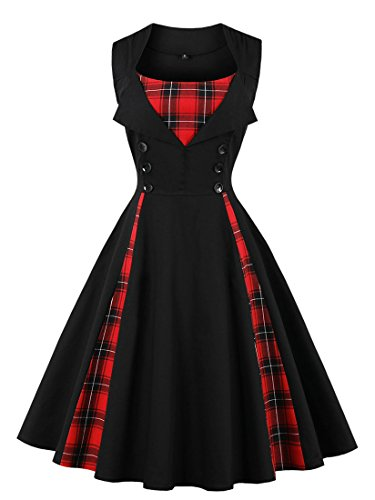 ladies 50s style dresses - 4