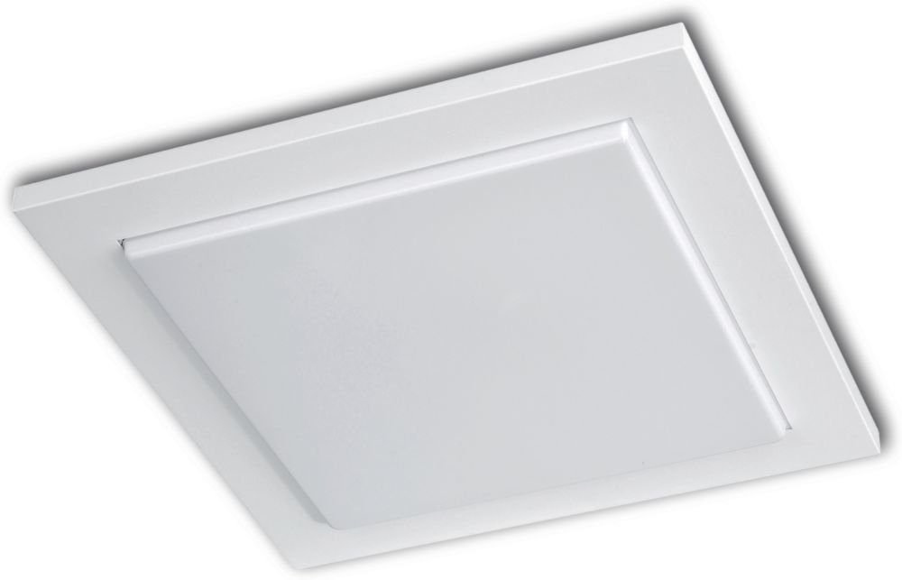 Philips 302073148 roomstylers square flushmount ceiling light philips 302073148 roomstylers square flushmount ceiling light white flush mount ceiling light fixtures amazon aloadofball Images