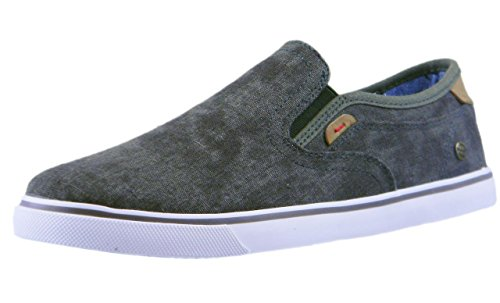 Tela Scarpe Green Slip WM181001 nera in MITOS WRANGLER uomo Sneakers 62 on 0nd40q