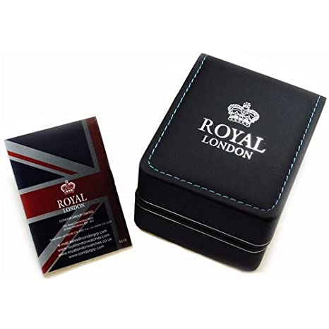 Mit Analoge Herren London Und Sekunden Royal Nebenskala Armbanduhr xerBWdCo