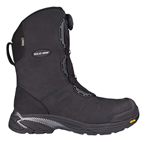 cheap high quality sale cheap online Solid Gear sg8000539 Polar GTX Safety Boots S3 Size 39 Black shop online free shipping big sale purchase cheap online YuI2Gw06
