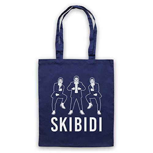 Bleu Apparel Stomp Skibidi Big Little Dance Move Officieux D'emballage Par Fonce Cross Sac Inspired Inspire Ilych 64q8dd