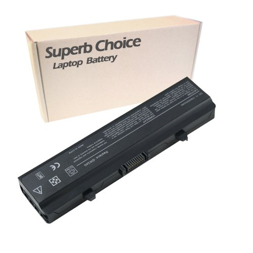 Dell Inspiron 1525 1526 1545 Laptop Battery - Premium Superb Choice® 6-cell Li-ion battery