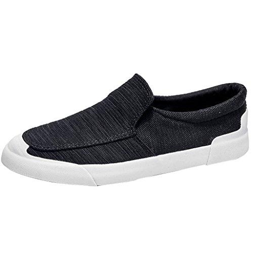 Colour1 Casuales Zapatos De Yananhome Hombre Colour1 Tablero Juventud alpargatas Moda Verano Estilo Nuevo Size 41 Lona Hombre Para color Poste Hdqqxfwz