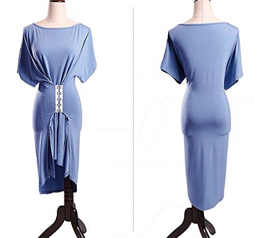 Dress Cha Latin Practice Blue Skirt Waltz Dress Cha Dress Ballroom Clothes Latin zZdnwfz