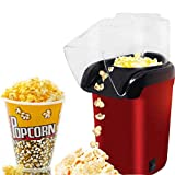 1200W Mini Household Healthy Hot Air Oil-free Popcorn Maker...