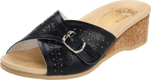 buy cheap Inexpensive Worishofer Women's 251 Sandal Navy sale great deals cheap fashion Style sale recommend wsreCeo