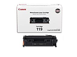 Canon Original 119 Toner Cartridge - Black