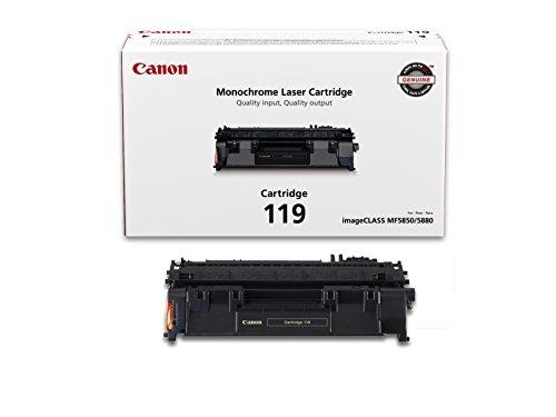 (Canon Original 119 Toner Cartridge - Black)