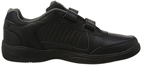 Scarpe Indoor Nero Gola Velcro Black Belmont Uomo Bbk Sportive wznqTRSq