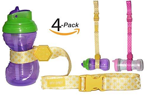 Attach Bottle To Stroller - 2