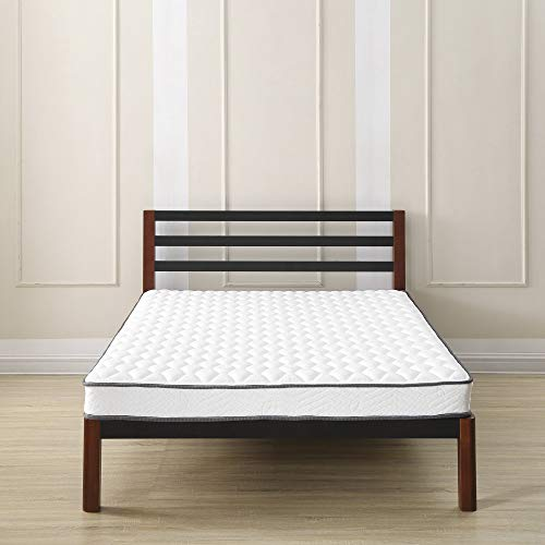 Classic Brands Emory 6-Inch Bonnel Innerspring Firm Mattress, Twin