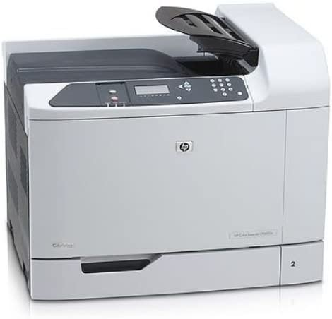 HP LaserJet Impresora HP Color LaserJet CP6015n - Impresora láser (600 x 1200 DPI, Laser, 175000 páginas por mes, 41, 40 ppm, 41, 40 ppm, 20.5 ppm) color_name: Amazon.es: Informática