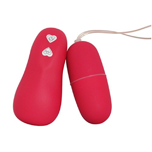 Fashion Women Sexy Tool, Egmy New Style 68 Wireless Speed Remote Control Vibrating Egg Clitoris Stimulator Nipple Adult Sex Toys For Women (Hot Pink)