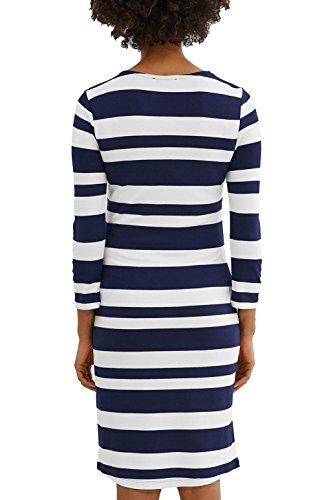 by White 110 Damen Off Kleid ESPRIT edc Weiß 14padqqw
