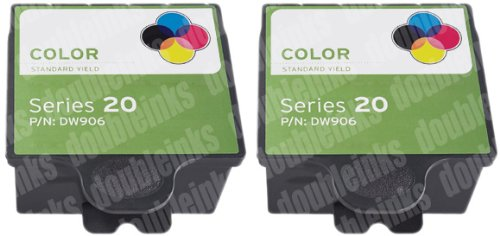DELL DW906 COLOR TWIN PACK