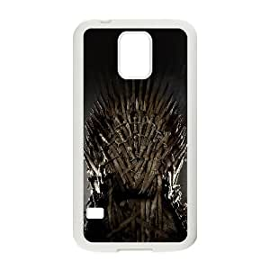Samsung Galaxy S5 Cell Phone Case White_game-of-thrones-poster-drama Wtphp