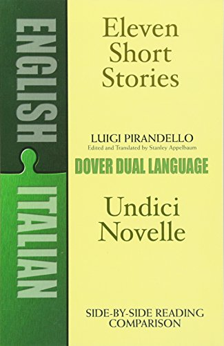 Eleven Short Stories (Dover Dual Language Italian)