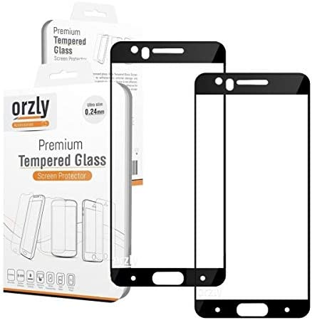 Orzly Protectores de Pantalla OnePlus 5, Pack DE Dos Pro-Fit ...