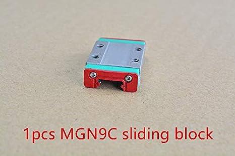 Laliva Impresora 3D – MGN9C o MGN9H bloque deslizante de ...
