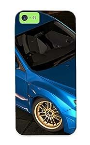 Qydrodd7103bHKiw Case Cover Subaru Impreza Wrx Sti Compatible With Iphone 5c Protective Case