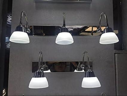 SUHANG Wandlampe Spiegel Led-Spiegel Vorne Lampen Badezimmer Lampen ...