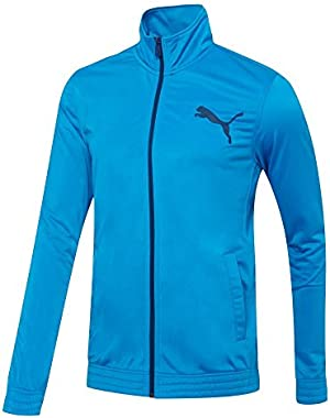 Men's Contrast Jacket Cloisonne/Poseidon Outerwear 2XL