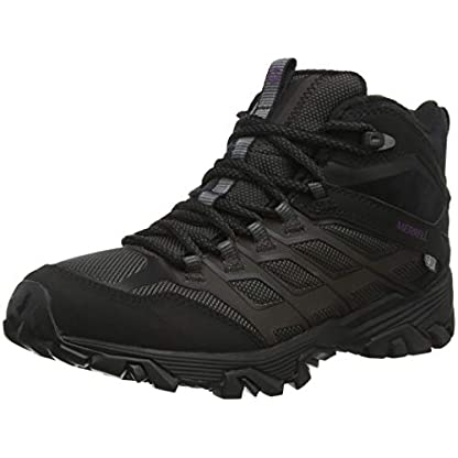 Merrell Women's Moab FST Ice+ Thermo Snow Boots 1