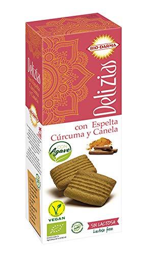 BIO DARMA, Galleta fresca de avena (Curcuma y canela) - 135 ...