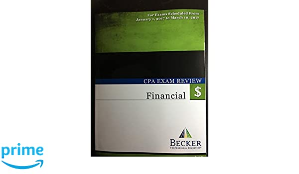 Becker cpa review materials becker 0978318626000 amazon books fandeluxe Images