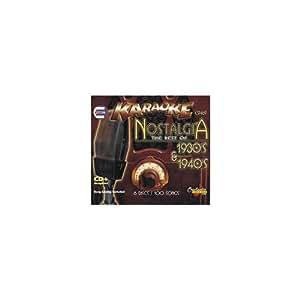 CHARTBUSTER CDG Essential Plus ESP469 Nostalgia 30s & 40s