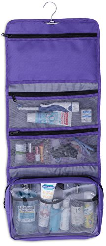 Compartmentalized Makeup Bag - 2