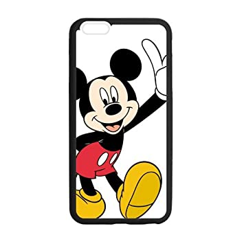 Personalized Mickey Mouse One More Case for funda iphone 6 Plus ...